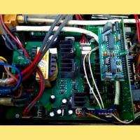 Плата инвертора к сварочному аппарату Кентавр СПАВ-200СД Форсаж
