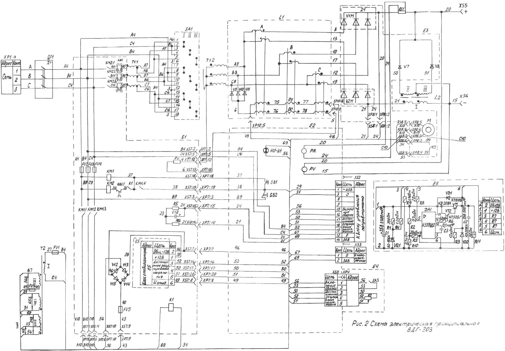 Схема сварочного аппарата kemppi фото 511